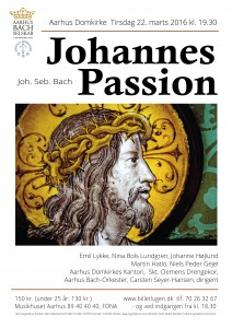 Bach Johannespassion 2016