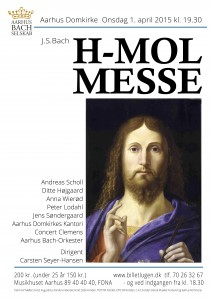Bach H-mol Messe 2015