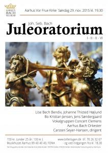 Bach Juleoratorium 2015