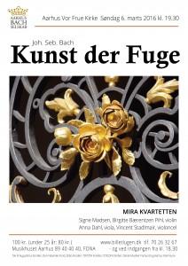 Bach Kunst der Fuge 2016