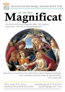 Bach Magnificat 2014
