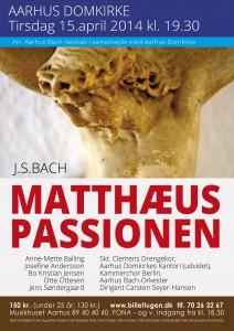 Bach Matthæus 2014